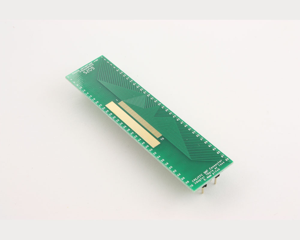 FPC/FFC SMT Connector (0.4 mm pitch, 70 pin or less) DIP Adapter 2