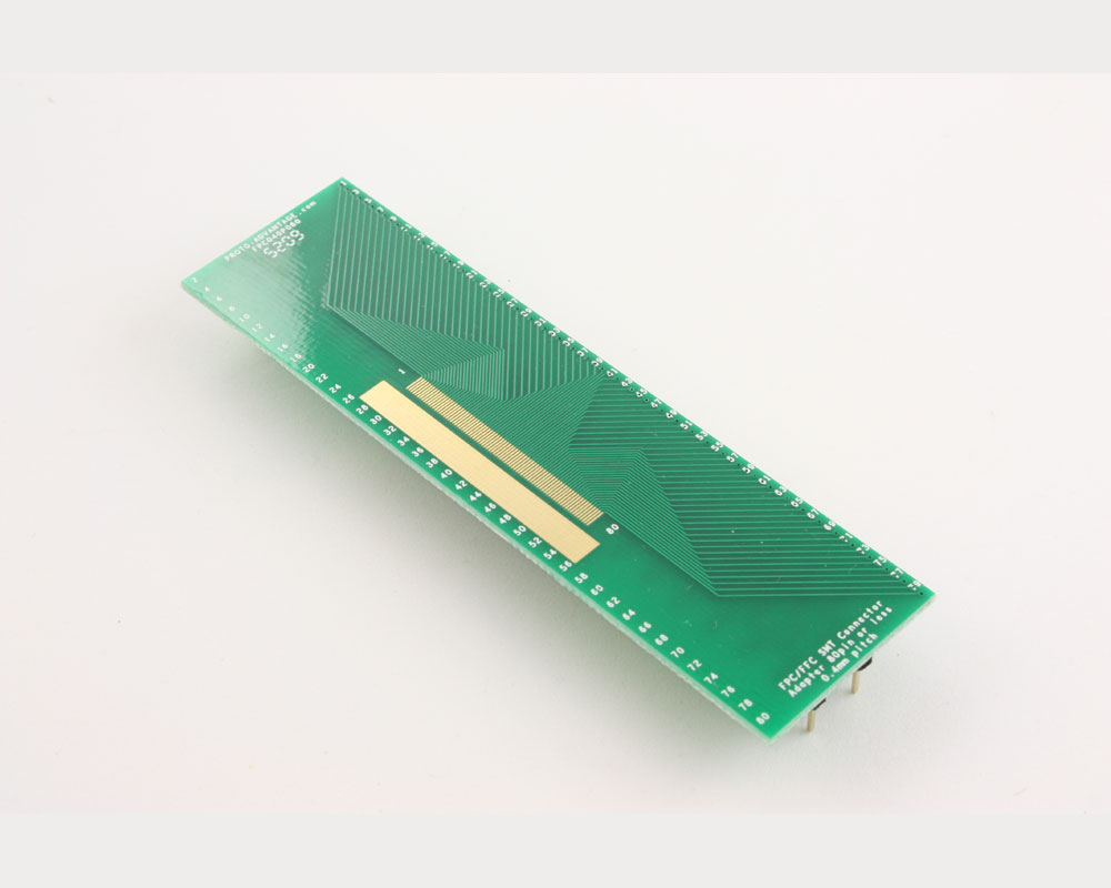 FPC/FFC SMT Connector (0.4 mm pitch, 80 pin or less) DIP Adapter 2