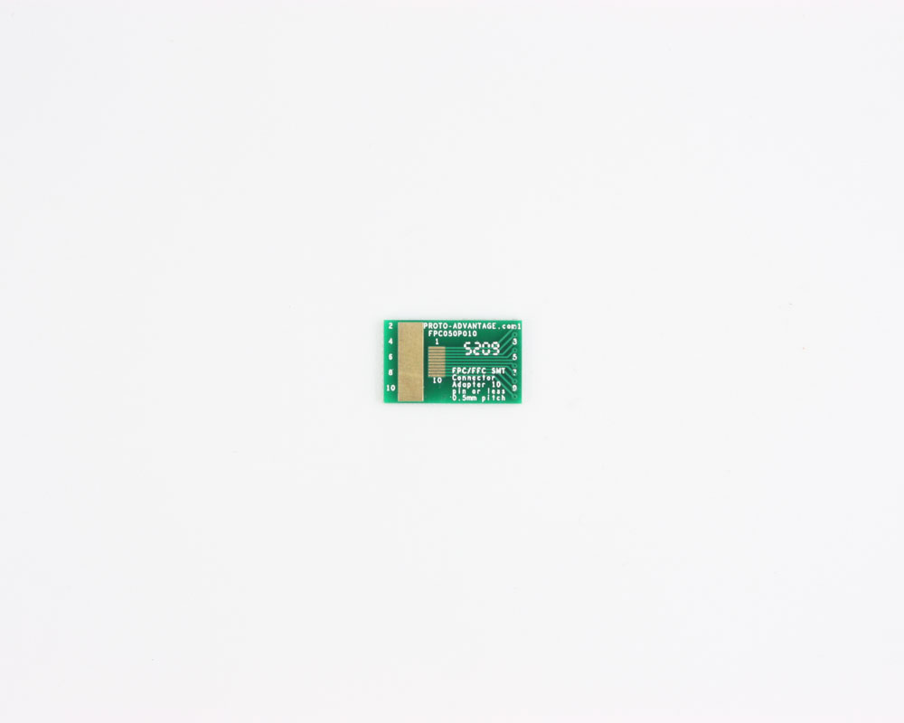FPC/FFC SMT Connector (0.5 mm pitch, 10 pin or less) DIP Adapter 0