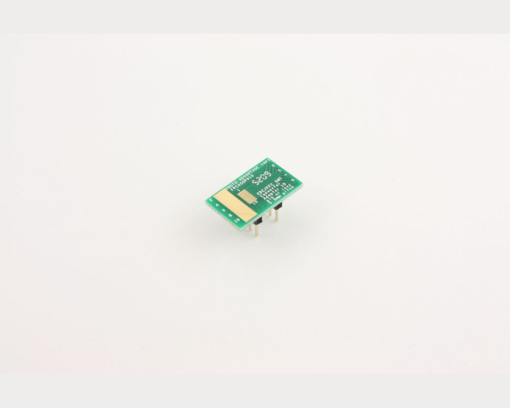 FPC/FFC SMT Connector (0.5 mm pitch, 10 pin or less) DIP Adapter 2