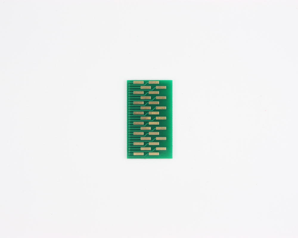 FPC/FFC SMT Connector (0.5 mm pitch, 30 pin or less) DIP Adapter 1
