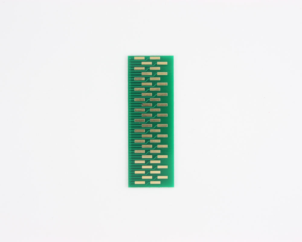 FPC/FFC SMT Connector (0.5 mm pitch, 50 pin or less) DIP Adapter 1