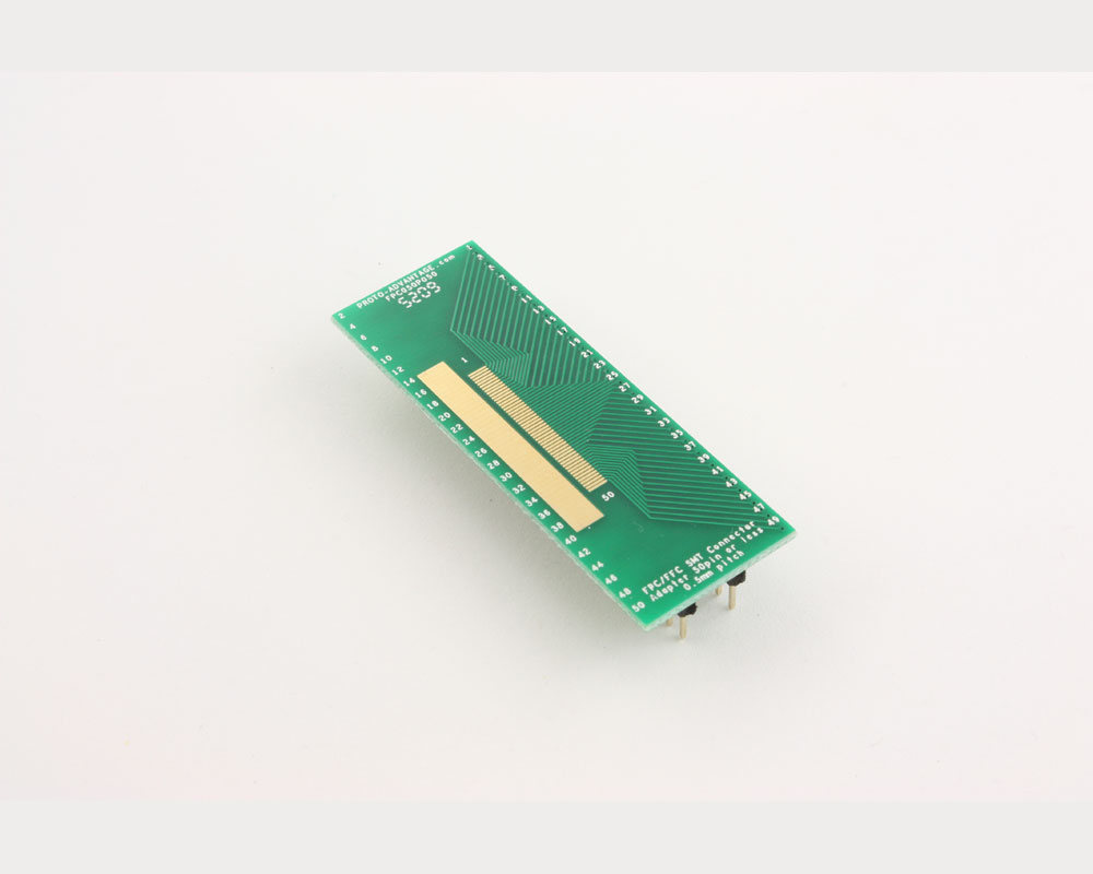 FPC/FFC SMT Connector (0.5 mm pitch, 50 pin or less) DIP Adapter 2