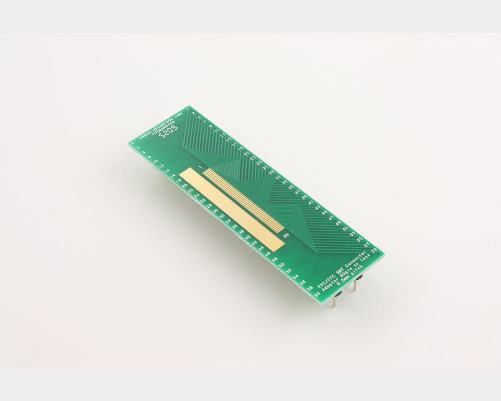 FPC/FFC SMT Connector (0.5 mm pitch, 60 pin or less) DIP Adapter 2