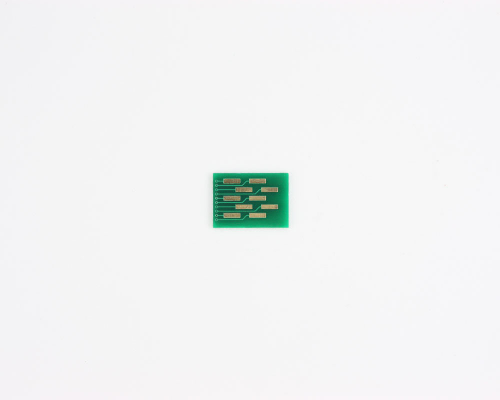 FPC/FFC SMT Connector (0.8 mm pitch, 10 pin or less) DIP Adapter 1