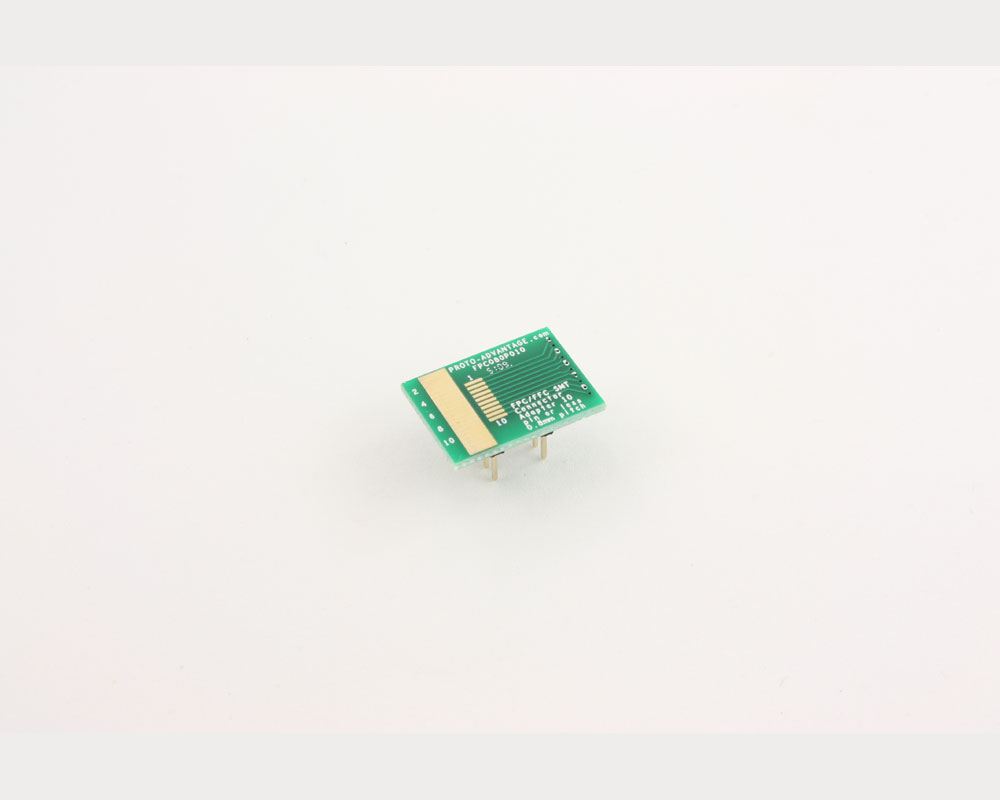 FPC/FFC SMT Connector (0.8 mm pitch, 10 pin or less) DIP Adapter 2