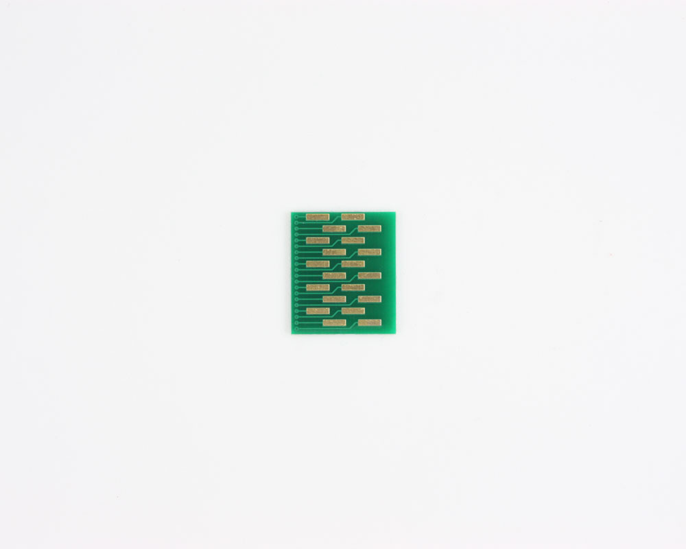 FPC/FFC SMT Connector (0.8 mm pitch, 20 pin or less) DIP Adapter 1