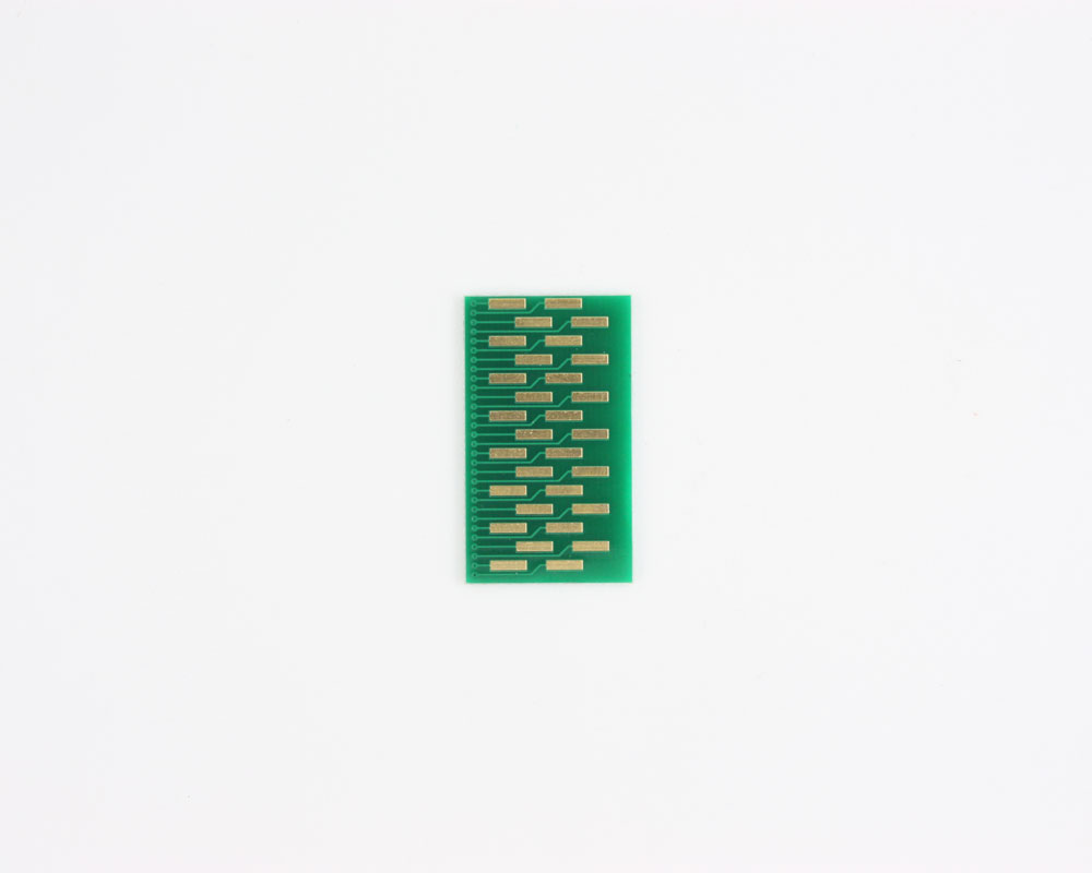 FPC/FFC SMT Connector (0.8 mm pitch, 30 pin or less) DIP Adapter 1