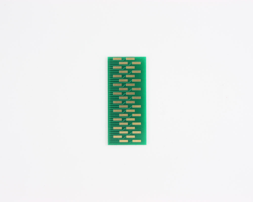 FPC/FFC SMT Connector (0.8 mm pitch, 40 pin or less) DIP Adapter 1
