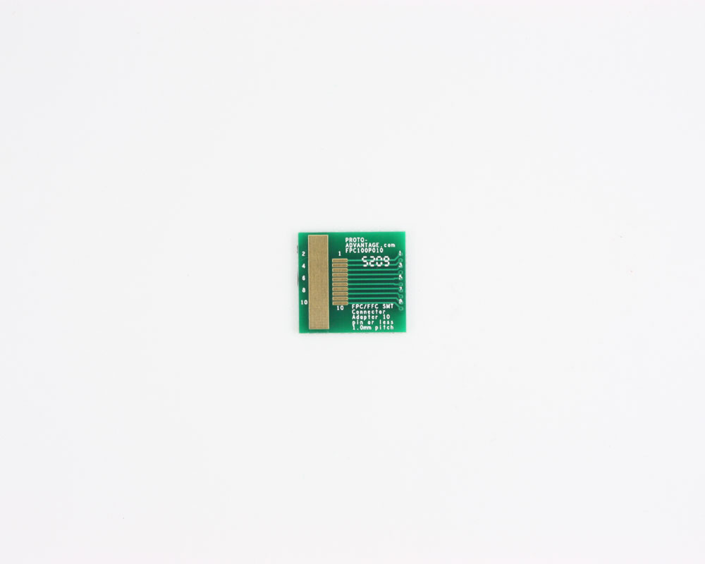 FPC/FFC SMT Connector (1 mm pitch, 10 pin or less) DIP Adapter 0