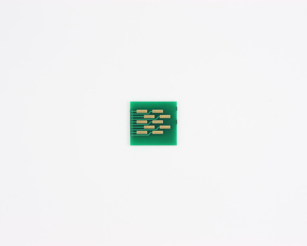 FPC/FFC SMT Connector (1 mm pitch, 10 pin or less) DIP Adapter 1
