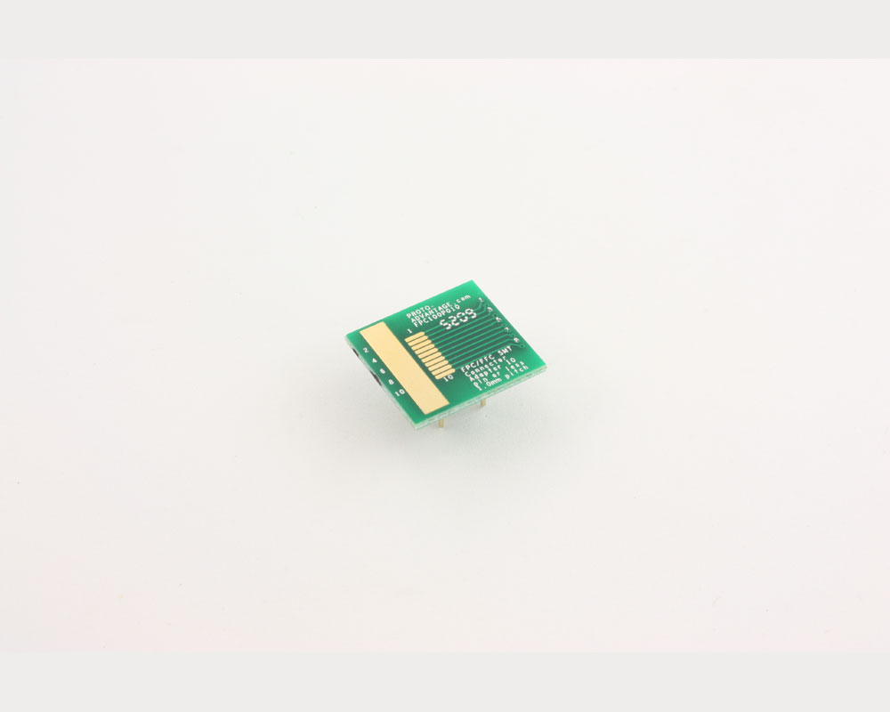 FPC/FFC SMT Connector (1 mm pitch, 10 pin or less) DIP Adapter 2