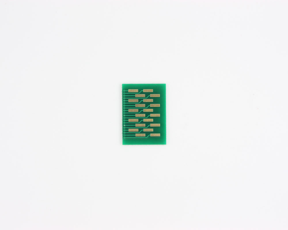 FPC/FFC SMT Connector (1 mm pitch, 20 pin or less) DIP Adapter 1