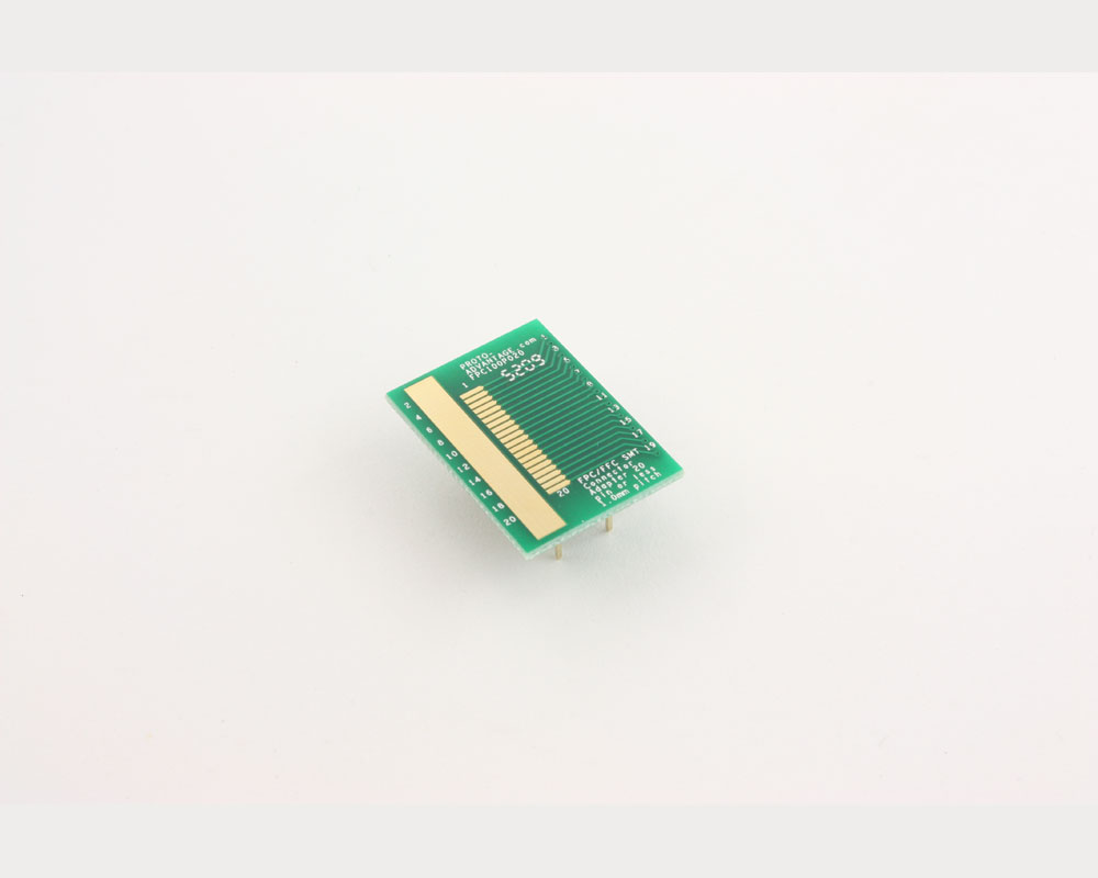 FPC/FFC SMT Connector (1 mm pitch, 20 pin or less) DIP Adapter 2