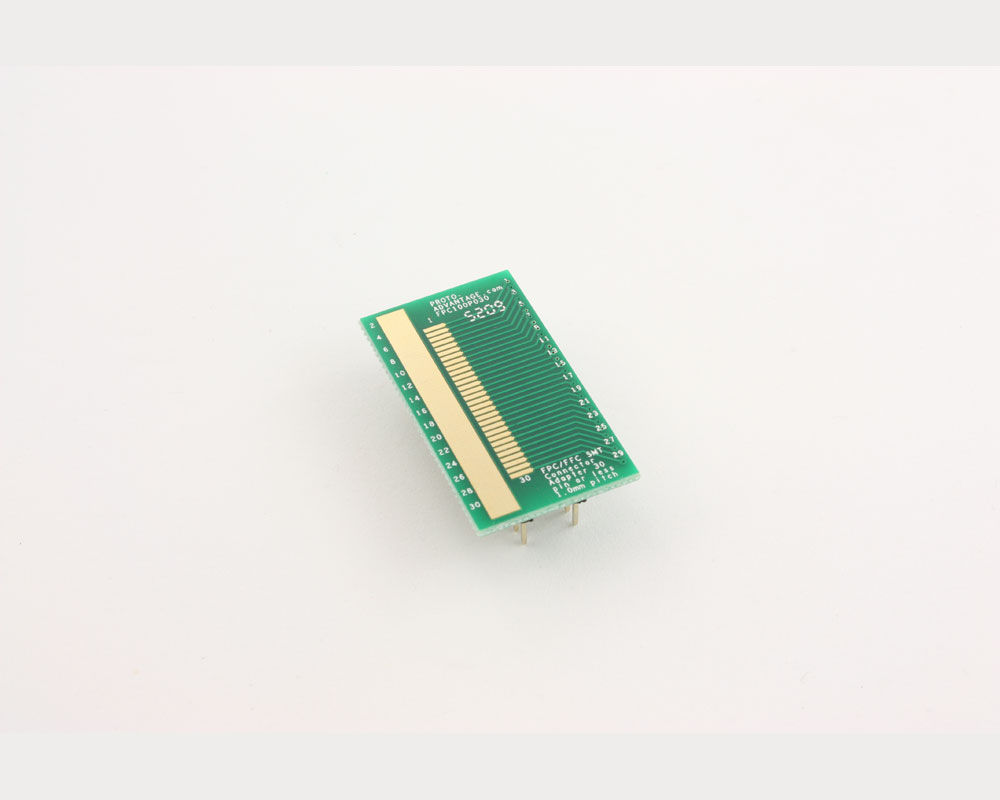 FPC/FFC SMT Connector (1 mm pitch, 30 pin or less) DIP Adapter 2
