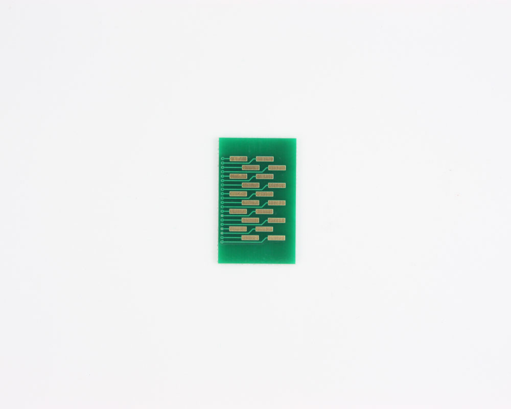FPC/FFC SMT Connector (1.25 mm pitch, 20 pin or less) DIP Adapt 1
