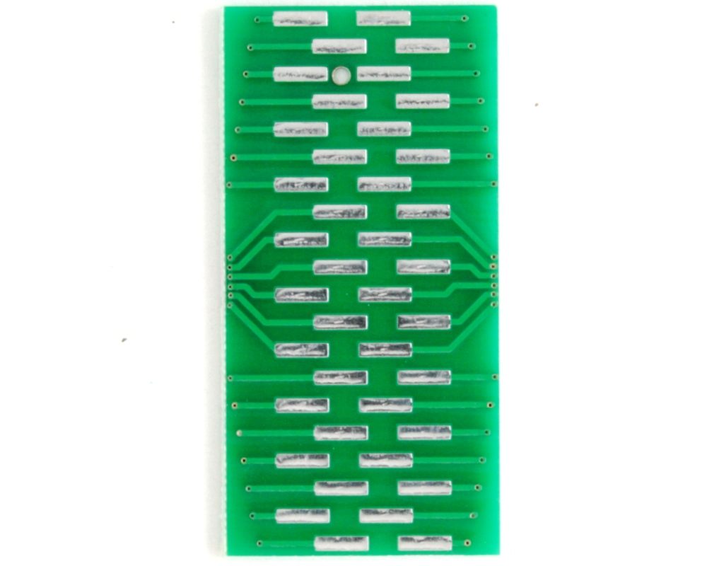 Generic Dual Row 0.40mm Pitch 40-Pin to DIP-40 Adapter 3