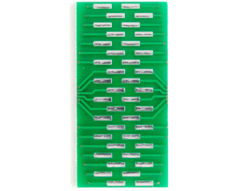 Generic Dual Row 0.50mm Pitch 40-Pin to DIP-40 Adapter 3