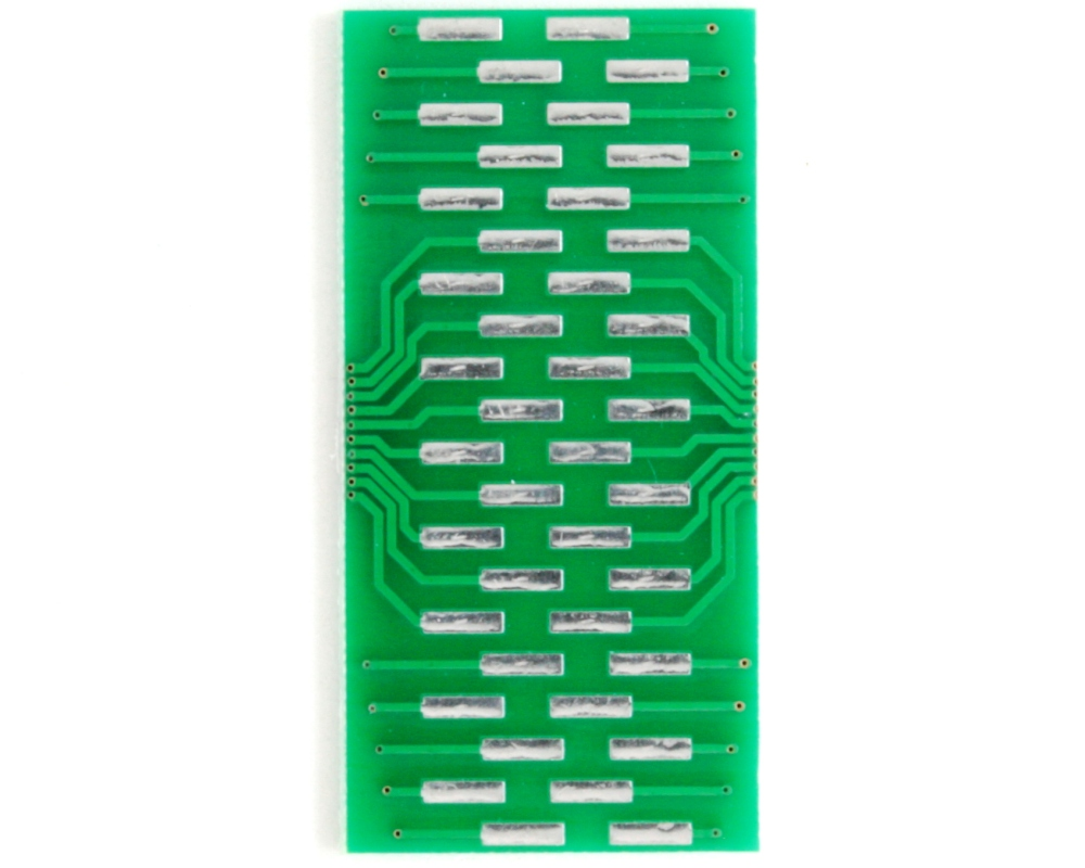 Generic Dual Row 0.65mm Pitch 40-Pin to DIP-40 Adapter 3