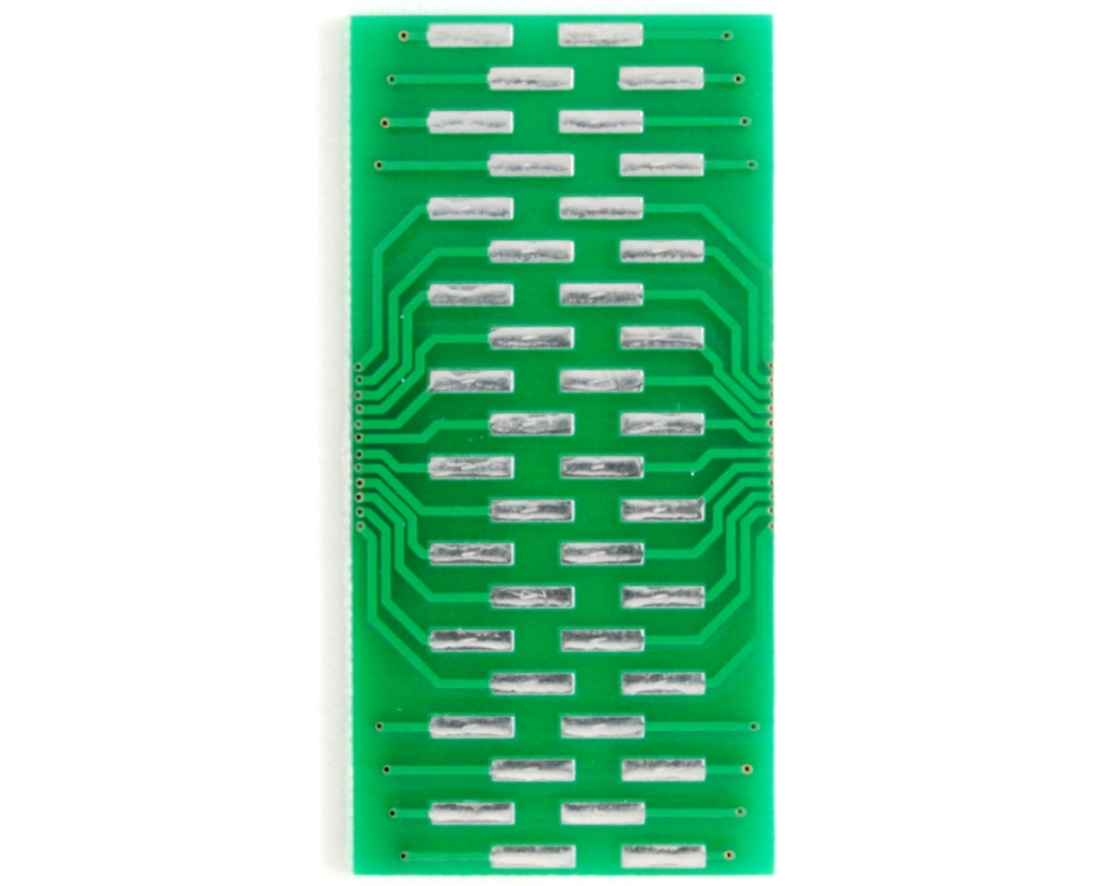 Generic Dual Row 0.70mm Pitch 40-Pin to DIP-40 Adapter 3