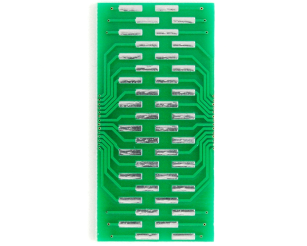 Generic Dual Row 0.80mm Pitch 40-Pin to DIP-40 Adapter 3