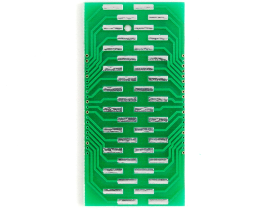 Generic Dual Row 1.27mm Pitch 40-Pin to DIP-40 Adapter 3