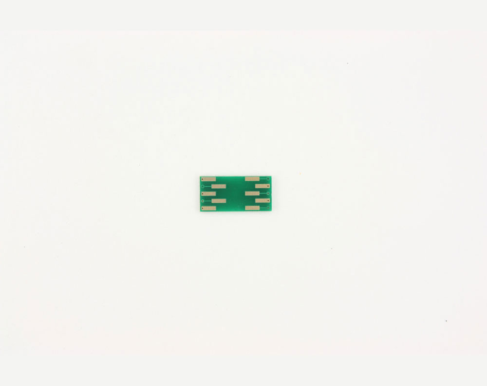 QFN-10 to DIP-10 SMT Adapter (0.4 mm pitch, 1.8 x 1.4 mm body) 3