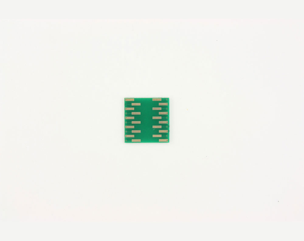 QFN-20 to DIP-20 SMT Adapter (0.4 mm pitch, 3.2 x 1.8 mm body) 3