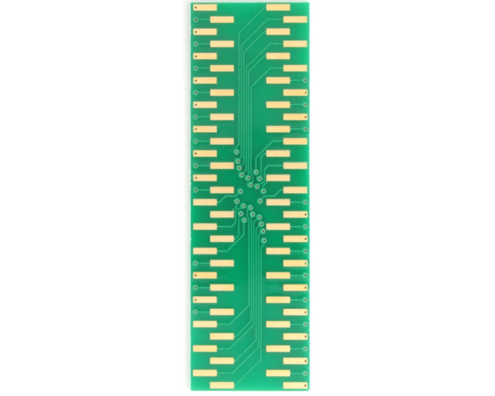 TQFP-64 to DIP-64 SMT Adapter (1.0 mm pitch, 14 x 20 mm body) 3