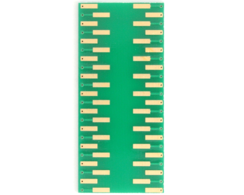 TQFP-44 to DIP-44 SMT Adapter (0.8 mm pitch, 14 x 14 mm body) 3
