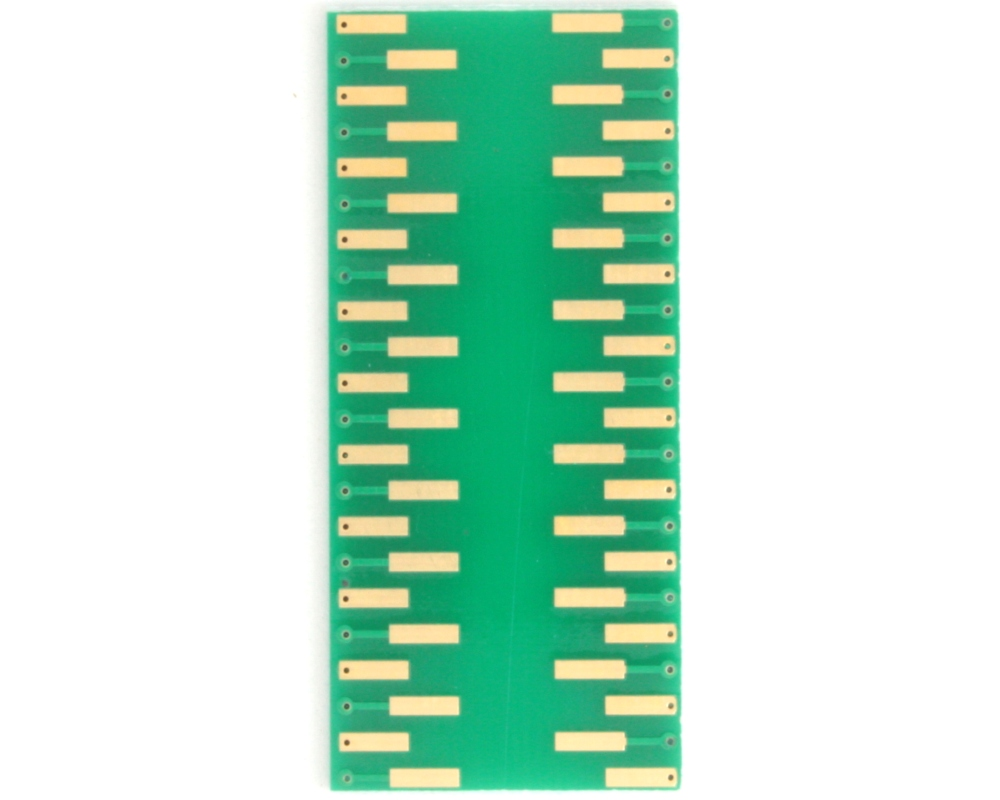 TQFP-44 to DIP-44 SMT Adapter (1.0 mm pitch, 14 x 14 mm body) 3
