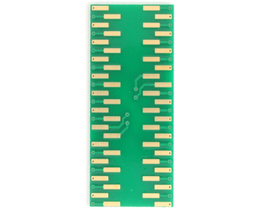 TQFP-48 to DIP-48 SMT Adapter (0.8 mm pitch, 10 x 14 mm body) 3