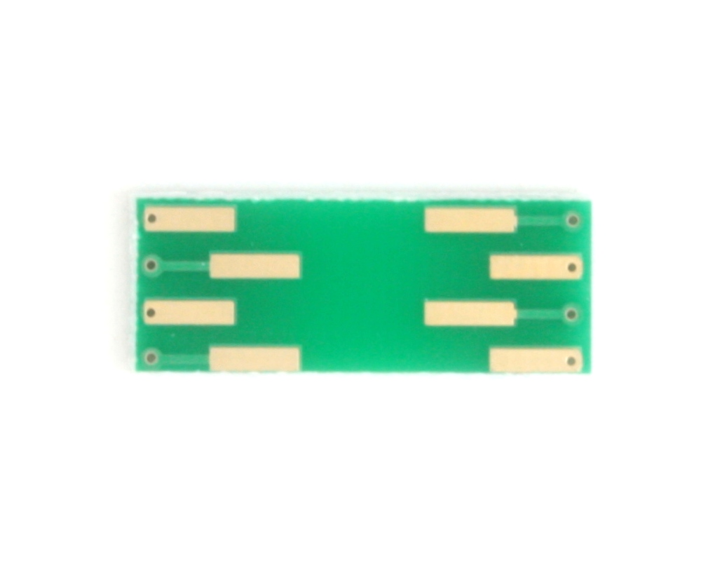 SOP-8 to DIP-8 SMT Adapter (2.54 mm pitch, 9.5 x 6.62 mm body) 3