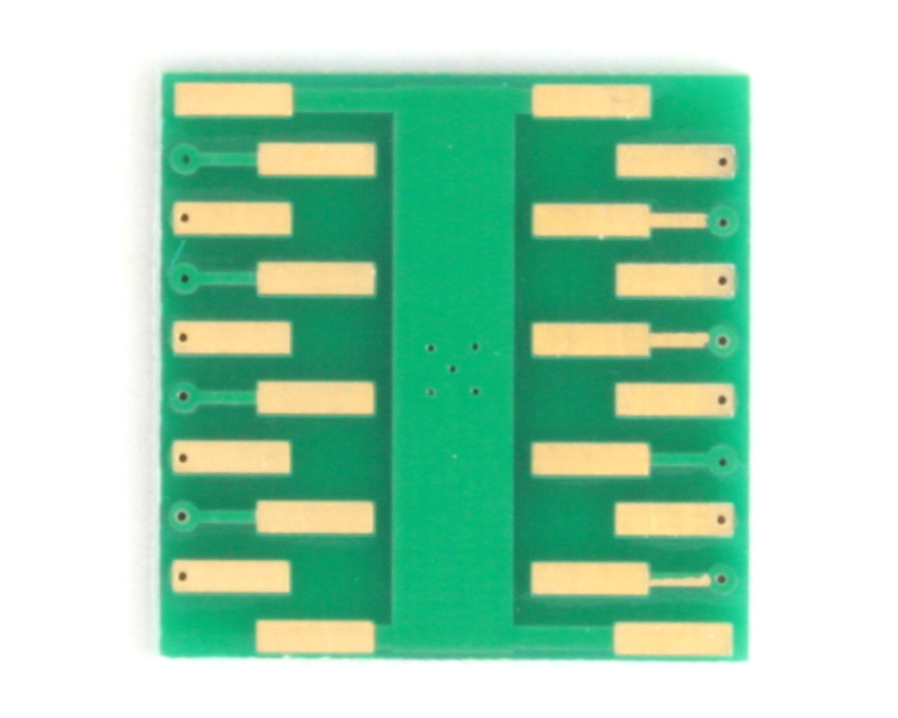 QFN-16 to DIP-20 SMT Adapter (0.65 mm pitch, 4 x 4 mm body) 3