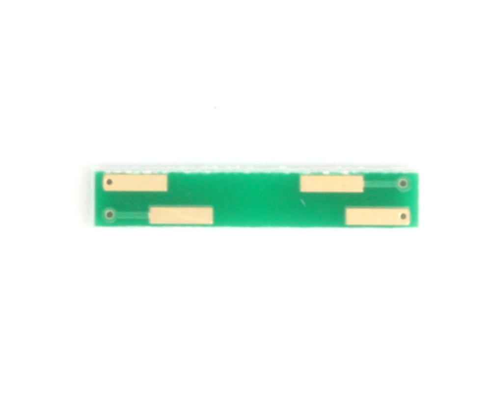 PLCC-4 to DIP-4 SMT Adapter (1.5 mm pitch, 3.2 x 2.8 mm body) 3
