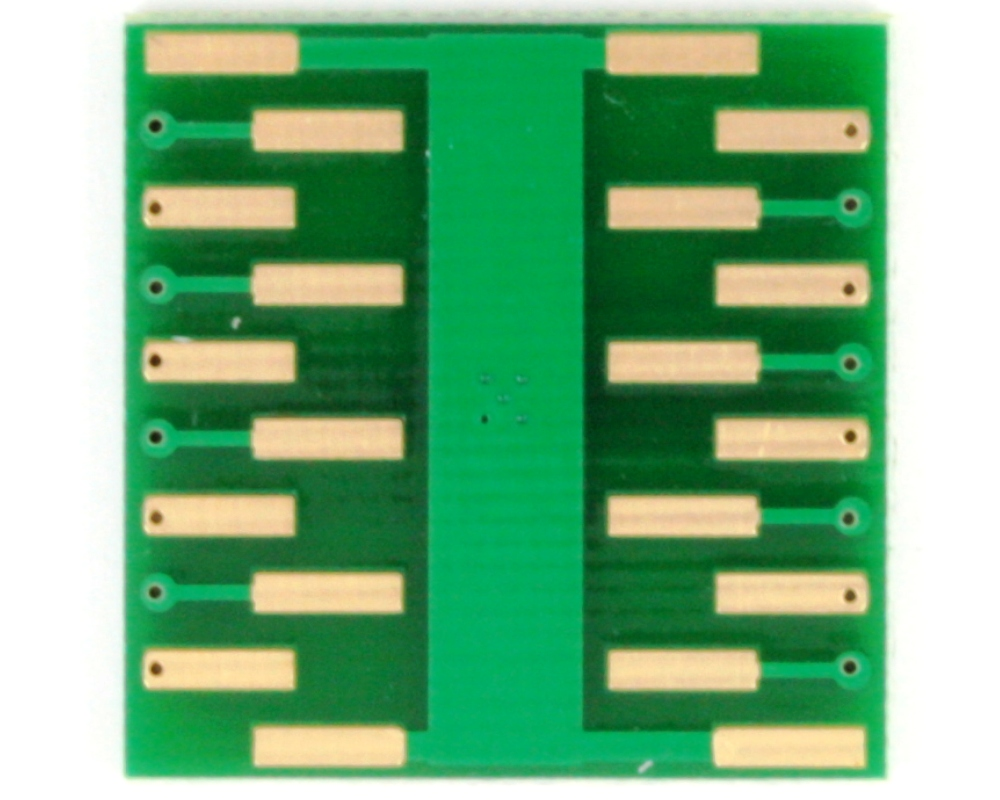 QFN-16 to DIP-20 SMT Adapter (0.5 mm pitch, 4 x 3.5 mm body) 3