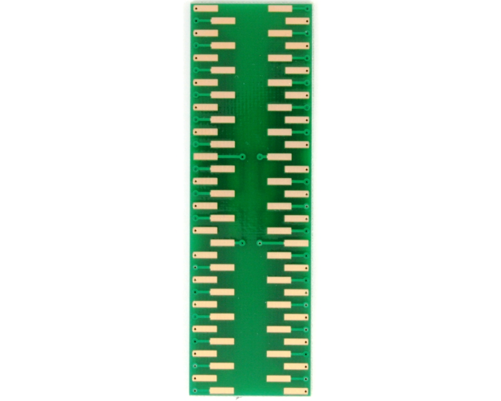 TSSOP-64 (long pins) to DIP-64 SMT Adapter (0.5 mm pitch, 17 x 6.1 mm body) 3
