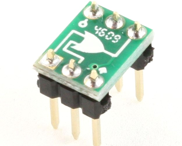 OR gate to DIP-6 SMT Adapter 0