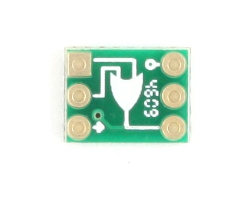 OR gate to DIP-6 SMT Adapter 1
