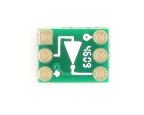 Inverter to DIP-6 SMT Adapter 1