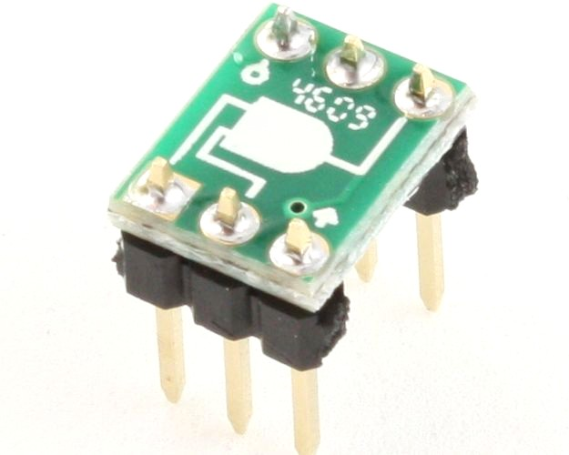 AND gate to DIP-6 SMT Adapter 0