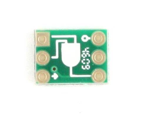 AND gate to DIP-6 SMT Adapter 1