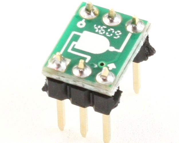 NAND gate to DIP-6 SMT Adapter 0