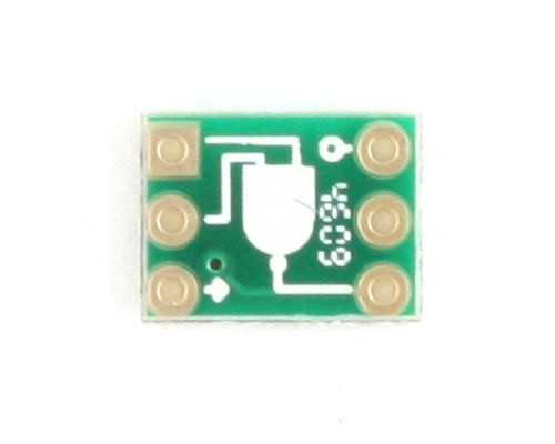 NAND gate to DIP-6 SMT Adapter 1