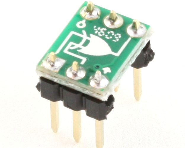 EX-OR gate to DIP-6 SMT Adapter 0
