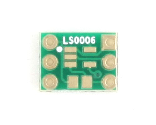 EX-OR gate to DIP-6 SMT Adapter 2
