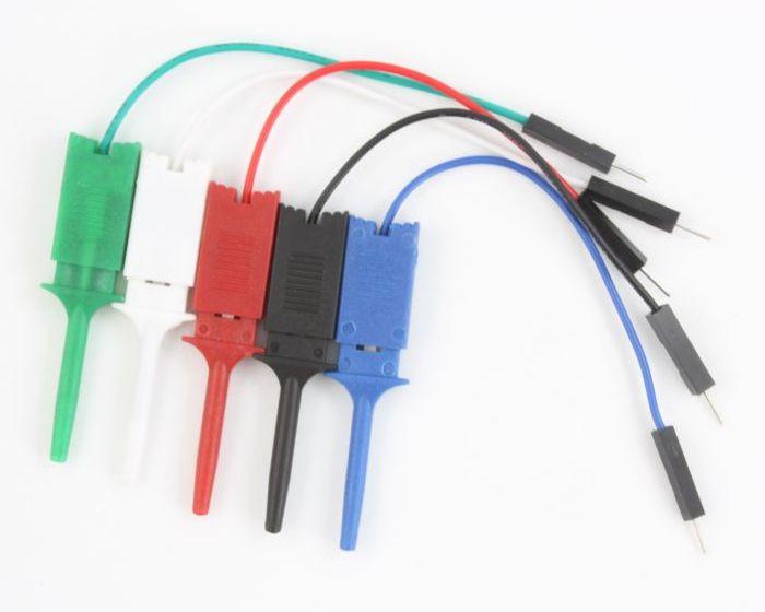 Mini Grab Test Clips for IC pins (Mini Grabbers) 0