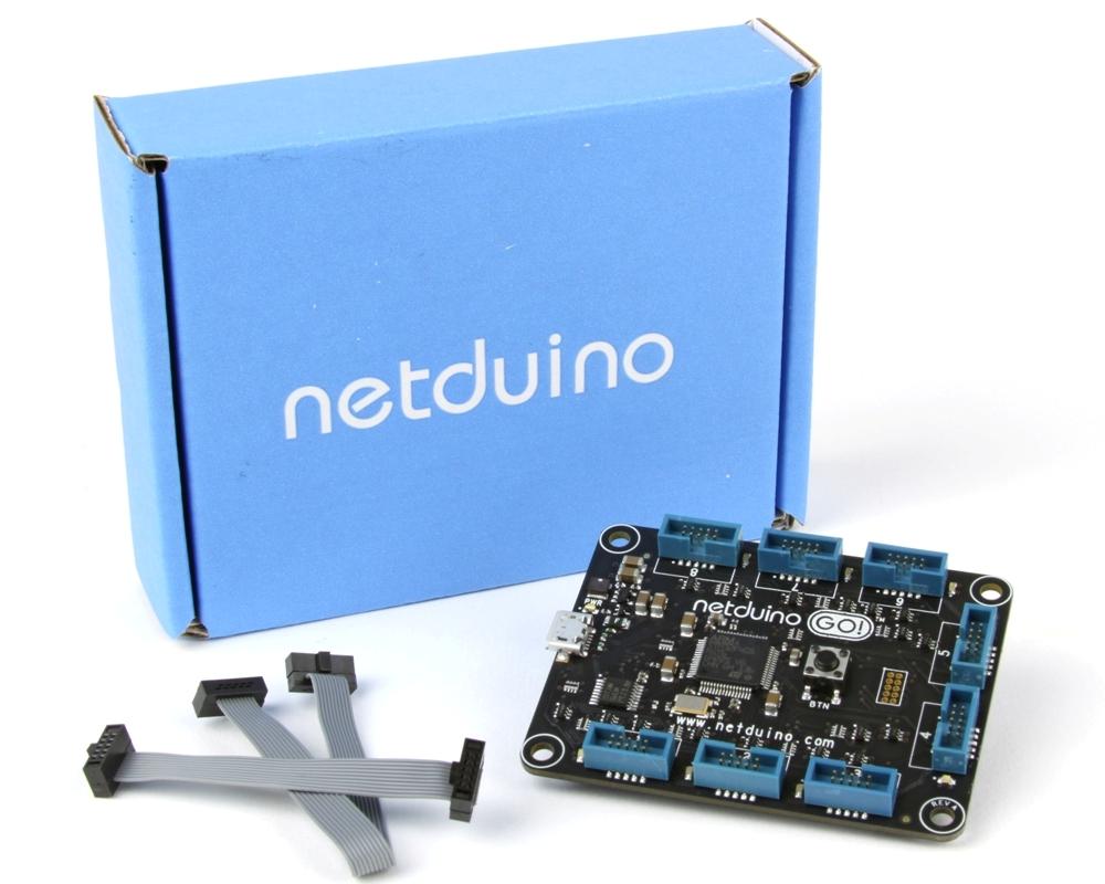 Netduino Go 1