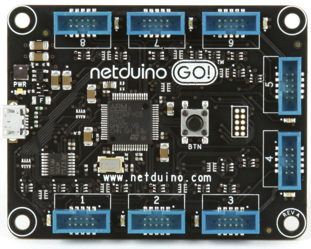 Netduino Go 2