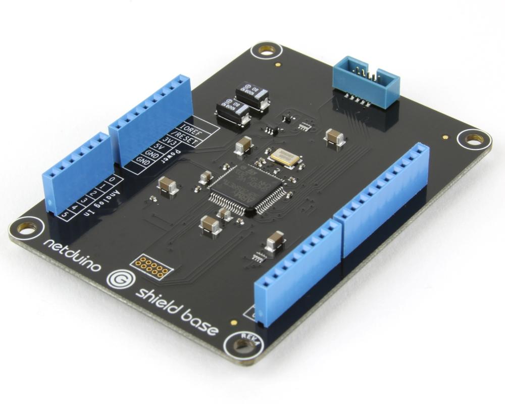 Netduino Go - Shield Base 0